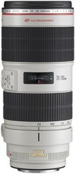 CANON - Canon Lens EF 70-200mm f/2.8 L II IS USM
