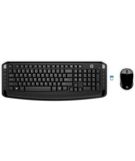HP 3ML04AA Kablosuz Klave-Mouse Set 300