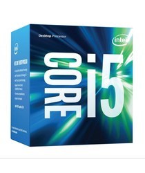 INTEL - Intel Core i5-7600k box
