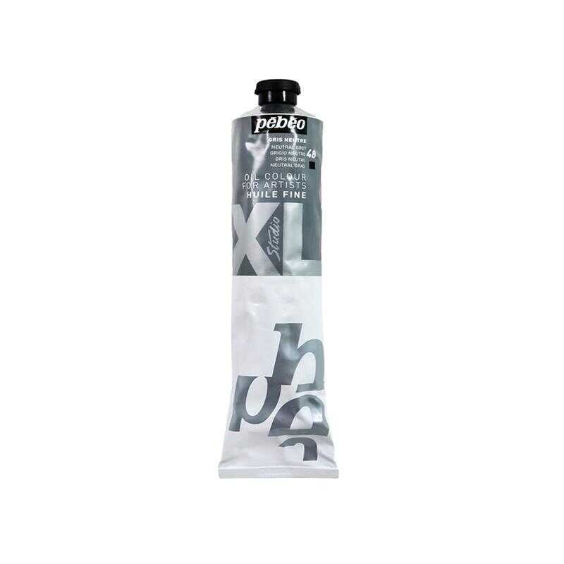 Pebeo Yağlı Boya Huile Fine XL Neutral Grey 200 ml 200/48