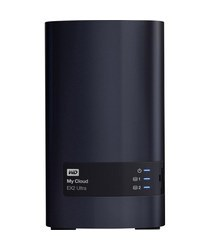 WESTERN DIGITAL - WD MY CLOUD EX2 ULTRA 8TB